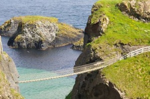 Carrick-a-rede footbridge